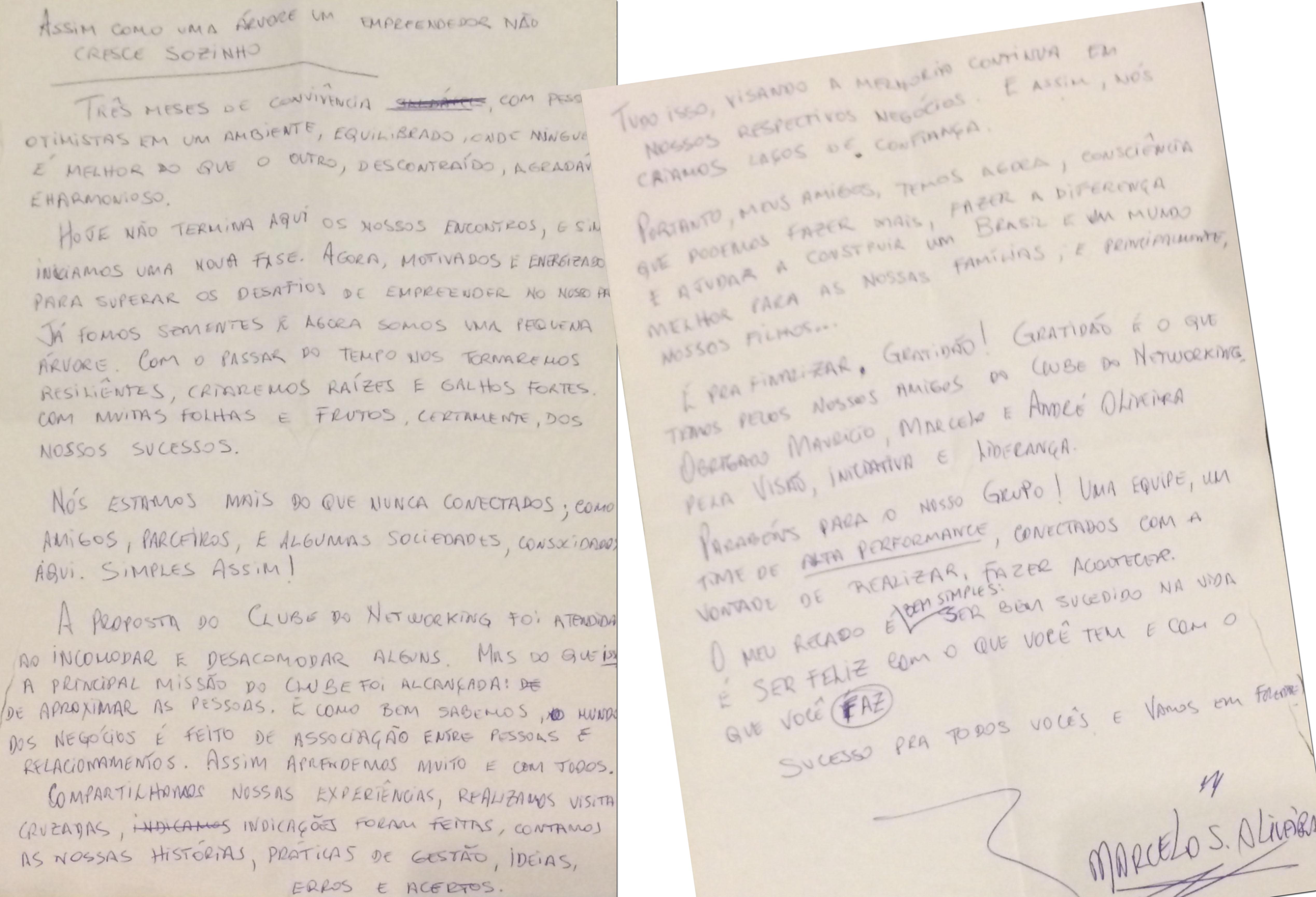 Carta Marcelo S. Oliveira